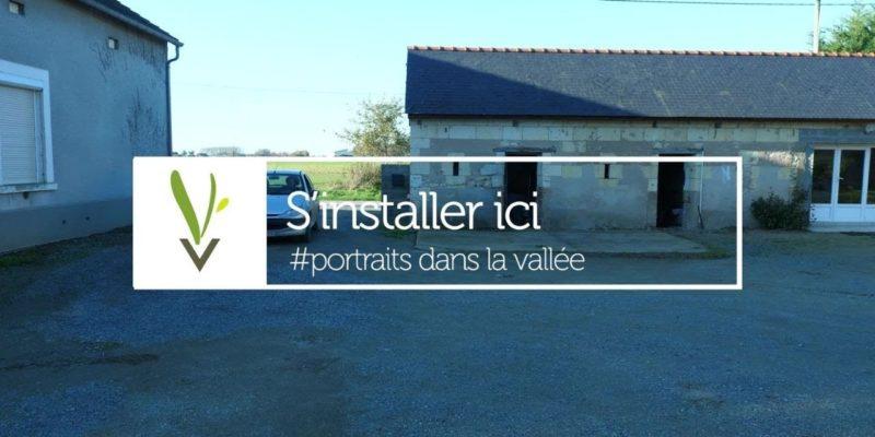 S'installer ici : portraits dans la vallée